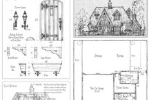 Hansel and Gretel Ville / Plans