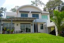 Independent Single Family Home with Stunning Views of the Valley for Sale Escazu / https://www.coldwellbankercostarica.com/property/3833/