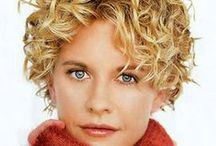 Short Curly Hair / by Meadow Snyder O'Brien