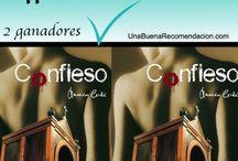 una buena recomendacion / Sorteo dos libros