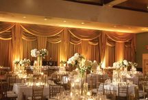 Wedding Reception Ideas / Looking for ideas for your wedding reception? Well you've found the right board! Find the perfect set up for your reception here! Various styles to fit every person!