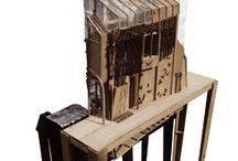 Architectural Representations: Models