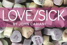 Love/Sick by John Cariani / An unromantic comedy for the romantic in everyone! Opens September 25th. Get tickets at ArcStages.org