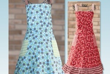 Aprons / by Jeanne Mancia