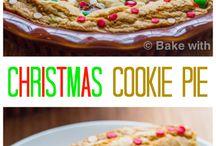 Winter/Christmas food