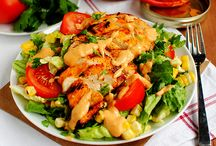 Cooking - Salads / by Charisse Heard