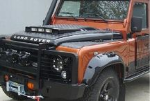 Land Rover / Defender