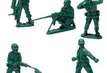 Toy Soldiers for Steve