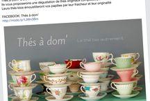 Des filles et des bulles / Venez nous rendre visite pour vous faire chouchouter et boire un excellent thé !!