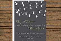 Invite & Party Ideas