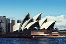 Australien / Erinnerungen an unsere Australien-Reise und Berichten von anderen Reisebloggern