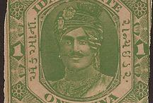 India - Idar Stamps