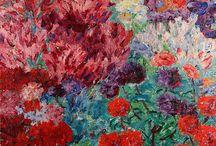 Arte   Colores y texturas / by Camila Jáuregui Rangel