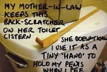 Bwahahahahaha! / Things that reflect my warped sense of humor / by Corinne Colbert