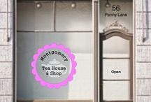 Large Store Front Decal Ideas