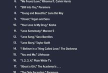 songs playlist