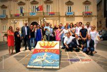 24 Luglio 2015 - Gemellaggio Taranto/Sparta