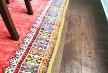 Revive Your Home With a Colorful Moroccan Berber Rug / Jaw-dropping art for your floor!