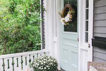 Kapı girişi