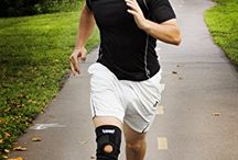 Knee Braces For Running / Suffering from knee pain but still want to run? Check out our amazing selection of knee braces for running!