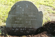 Ancestor Sites and Graves