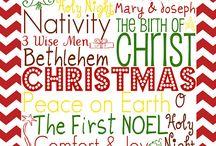Christmas / by Danielle Felten