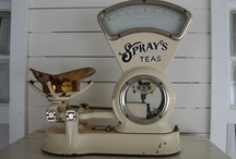 -Vintage Scales-