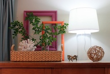 Vignettes / How I Love A Bunch Of Pretty In One Space