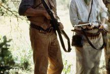 Out of Africa  / History/ Fashion/ Karen Blixen/ Meryl Streep.