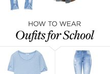first day of high school outfit