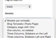 Artigos Wordpress / Vários artigos sobre Wordpress.