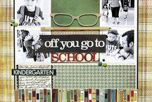 Scrapbook school