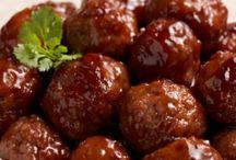 Meatballs / Meat / by Beth Cornacchio