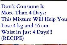 Reduce lower belly