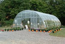 commercial greenhouse design