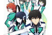 Anime - Mahouka Koukou no Rettousei / The Irregular at Magic High School