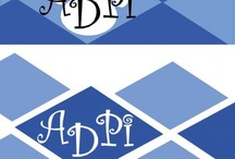 Alpha Delta Pi Sorority / by DIY Greek