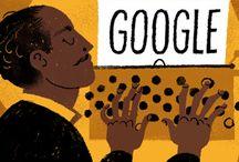 My Favorite Google Doodles