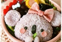 Bento mania / by Grace Lee