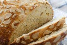 przepisy. chleb