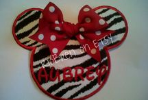 Minnie Mouse theme bday / by Lindsay Brittain