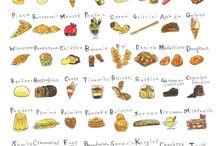 96.Food Illustration
