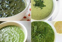 low detox soups