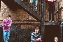 one direction :) / by Madison Huber
