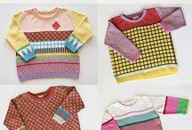 pattern knits