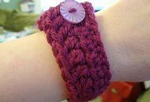 Crochet Jewelry / Crocheted jewelry