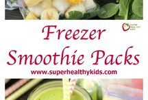 Recipes - Smoothies