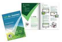 Brochures & Pamphlets / A collection of brochures & pamphlets we have designed for our clients.