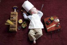 Идеи для фотосессии детей до года / Идеи для фотосессии детей до года