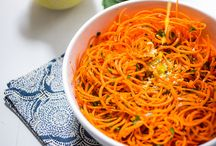 Spiralizer recipes
